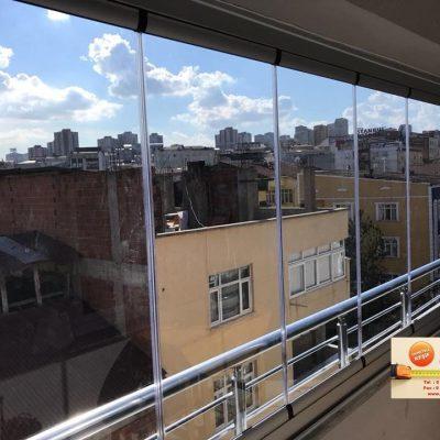 Atatürk Mahallesi Cam Balkon