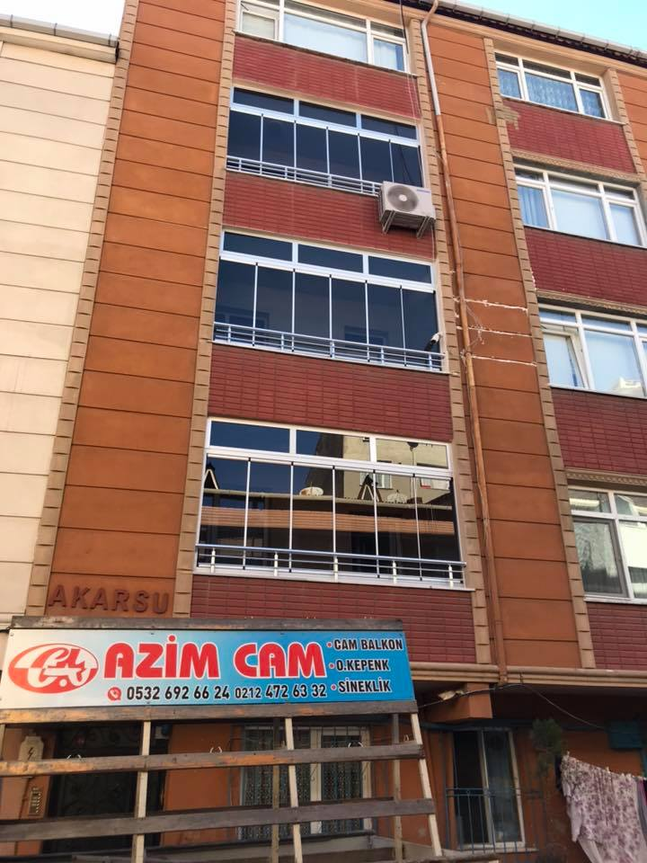 Azim Cam Mehmet Akif Cam Balkon