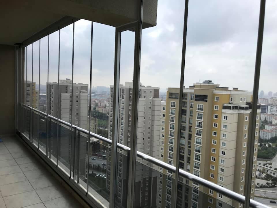 Başakşehir Metro Kent Cam Balkon Uygulaması