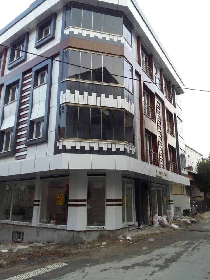 Halkalı Komple Bina Teslim