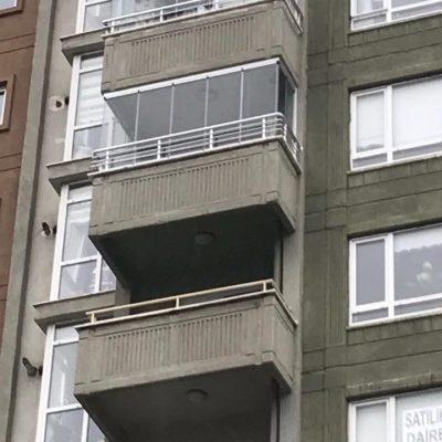 Soyak Olympiakent Cam Balkon Sistemleri