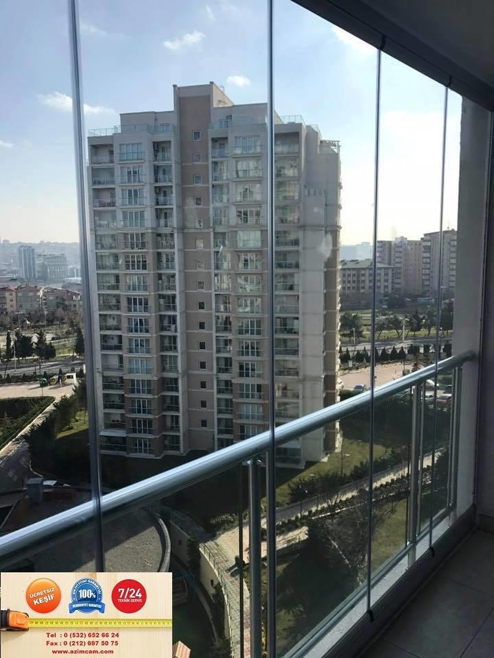 avrupa konutları 2 cam balkon